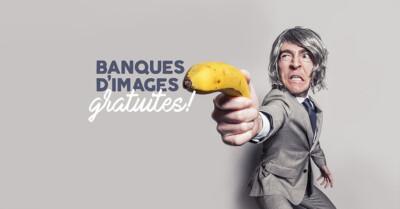 banques d'images gratuites